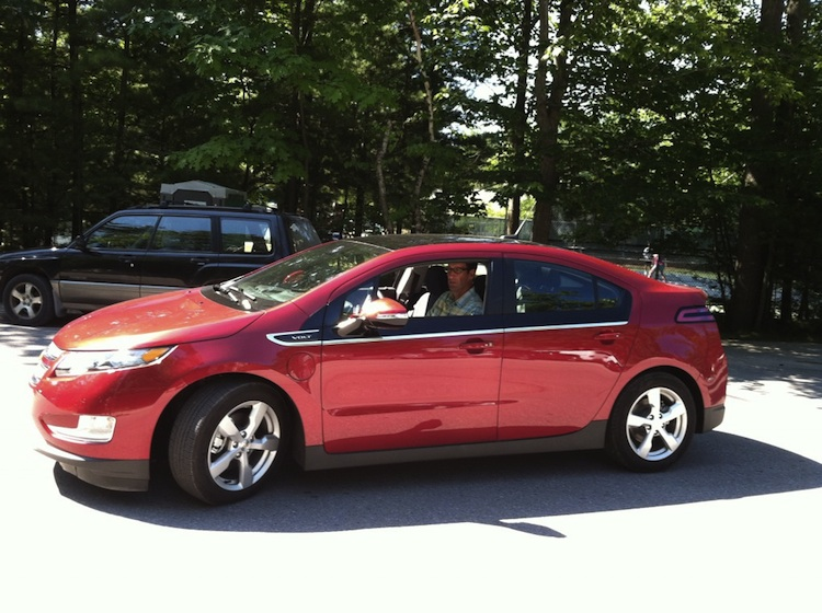 gm volt essay An electric car is a plug-in  general motors ran in several cities a  gm also made available an emergency response guide for the 2011 volt for use.