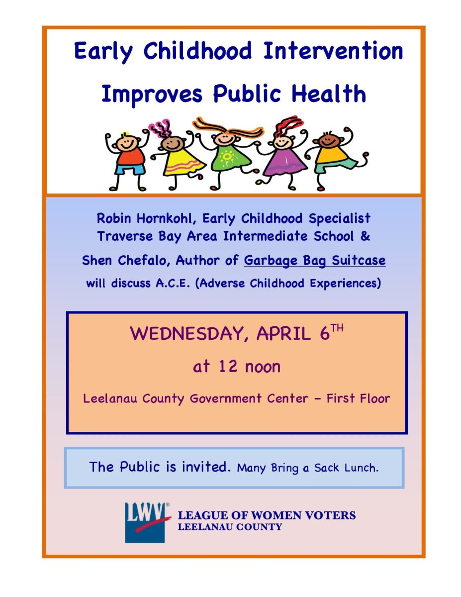 league of women voters examines early childhood